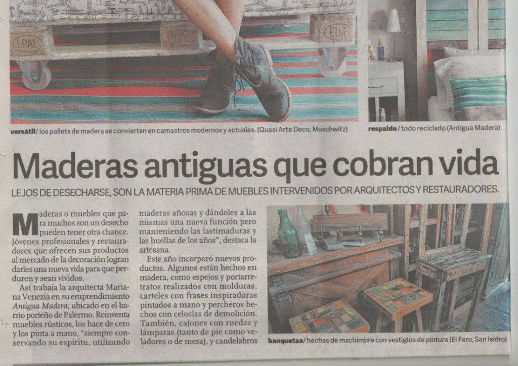 Suplemento Countries Nota Antigua Madera 16-01-16 Hoja 1