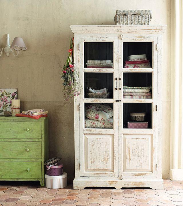 Como decorar estilo provenzal antigua madera for Estilo rustico provenzal