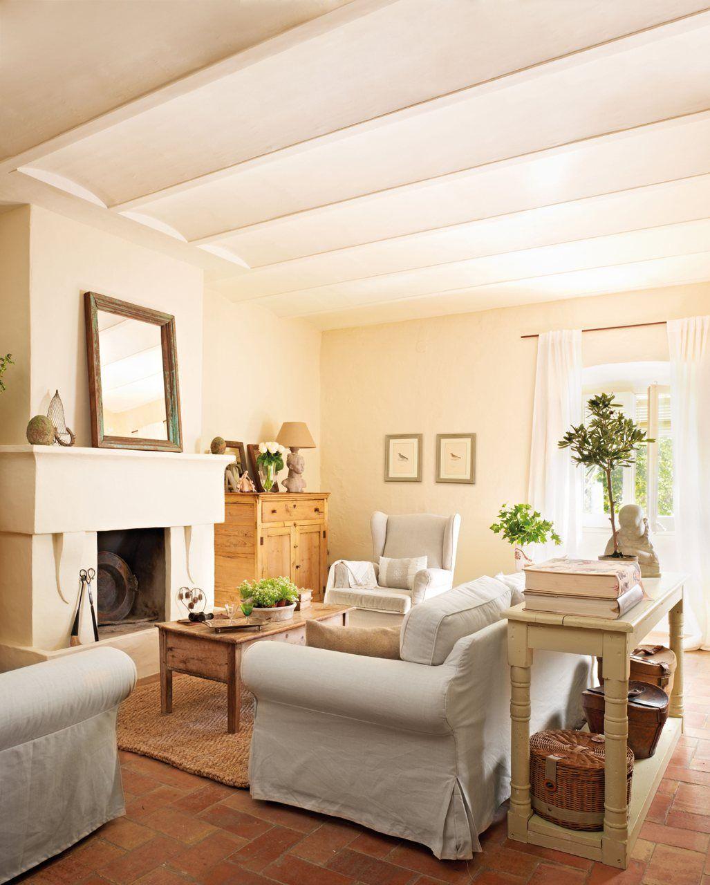 Como decorar estilo provenzal antigua madera - Como decorar una casa antigua ...