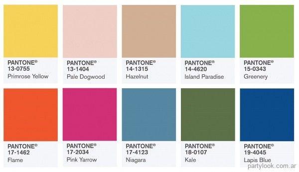 10 colores que marcan tendencia verano 2018 antigua - Colores para paredes 2017 ...