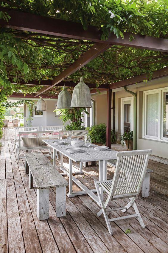 5 tips para armar tu deck antigua madera antigua madera for Cocinas rusticas mallorquinas
