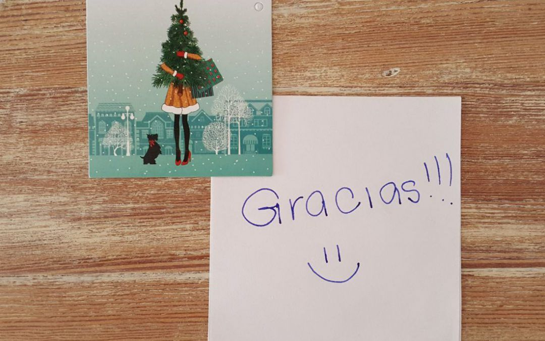 Un Momento Para Agradecer | Antigua Madera