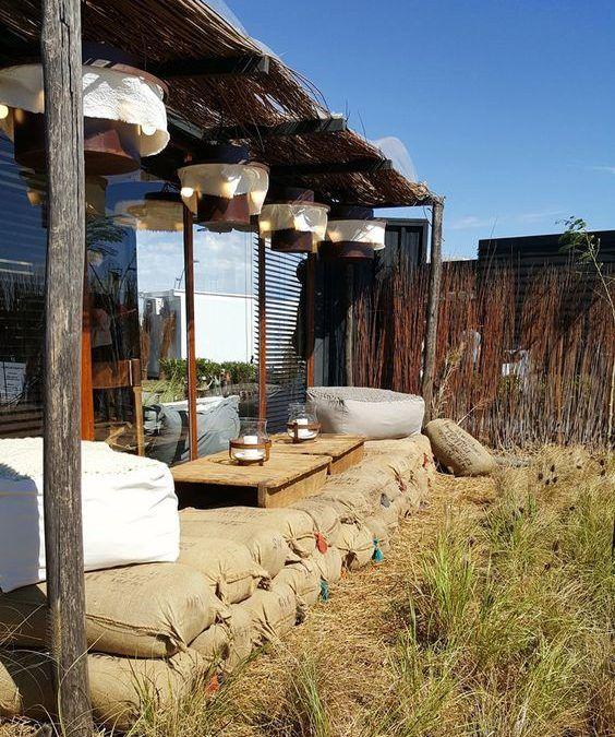 Espacios Semi Cubiertos Que Inspiran | Antigua Madera