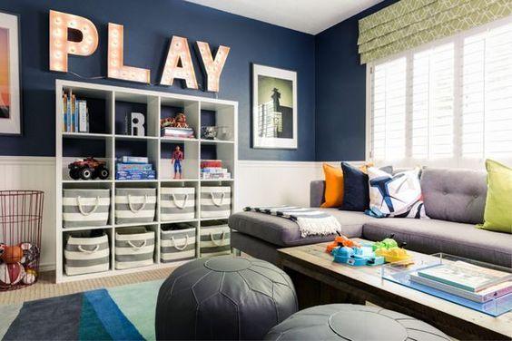 3 Consejos Para Armar Un Playroom En Tu Casa | Antigua Madera