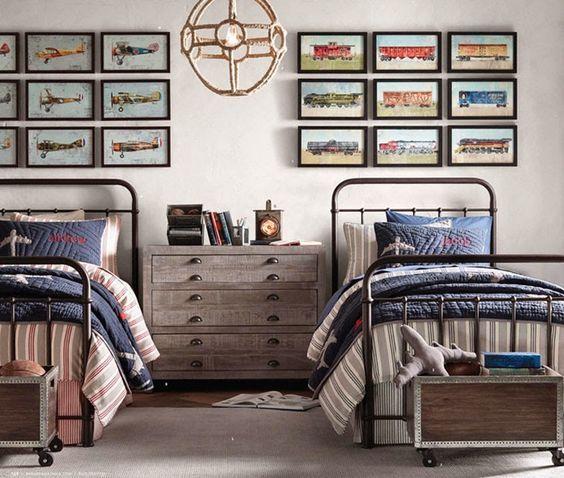 4 Etapas Clave En Los Dormitorios Infantiles | Antigua Madera