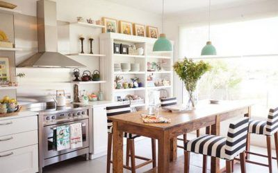 5 Ventajas De Las Cocinas De Concepto Abierto