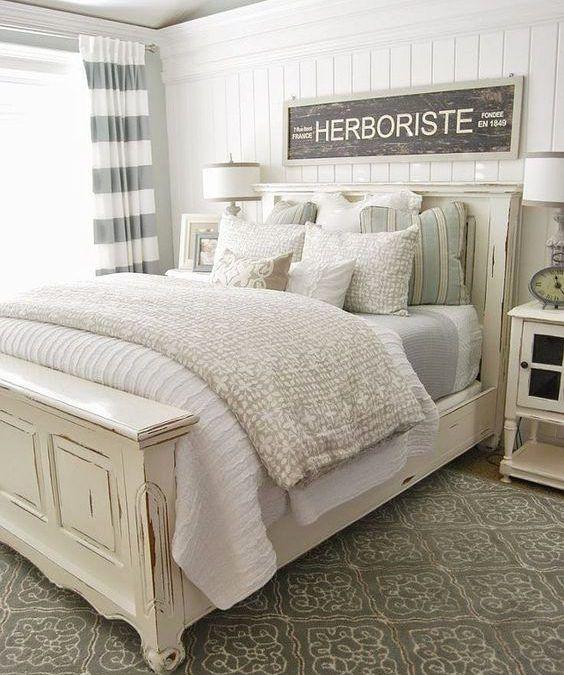 5 Variantes Deco Rustico Para Tu Dormitorio | Antigua Madera