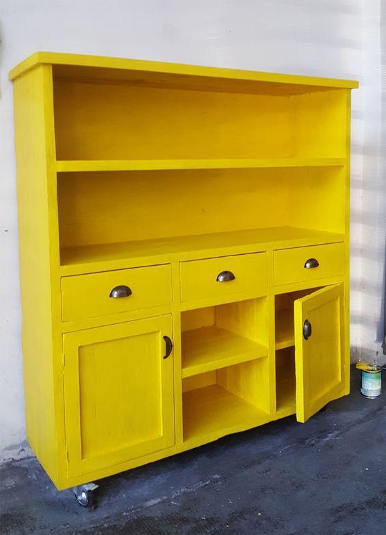 Muebles con Ruedas by Antigua Madera