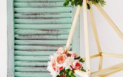 5 Ideas Fáciles Para Reutilizar Celosías Antiguas | Antigua Madera
