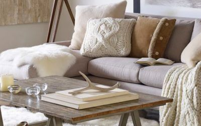 5 infaltables para armar tu living invernal   Antigua madera