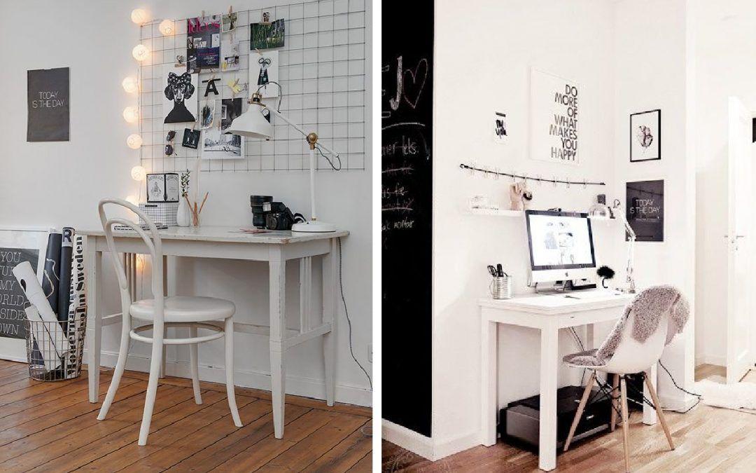 4 claves para diseñar un espacio de home office